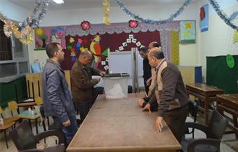 إغلاق لجان التصويت في اليوم الثاني من الاستفتاء على مستوى الجمهورية
