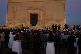 مدير عام آثار بالفيوم: لاعلاقة لمعبد قارون بالملك الوارد في القرآن