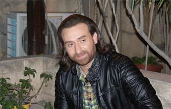 """نضال الشافعي يحضر العرض الخاص بفيلمه الجديد """"عمر الأزرق"""".. غدًا"""