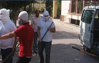 إحالة أميني شرطة تزعما عصابة لسرقة المواطنين للجنايات
