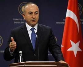 وزيرخارجية تركيا: عملية عسكرية ستبدأ في سوريا إذا لم تتأسس منطقة آمنة مزمعة