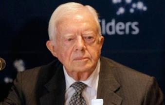 نقل الرئيس الأمريكى الأسبق جيمي كارتر إلى المستشفى