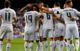 ريال مدريد يصل ملعب لوزنيكى استعدادا للقاء سيسكا موسكو فى دوري أبطال أوروبا | فيديو