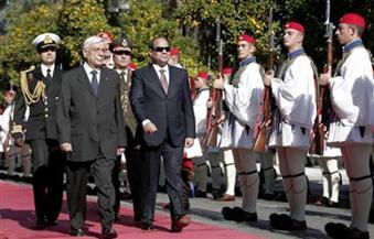 قمة مصرية قبرصية يونانية اليوم بقصر الاتحادية الرئاسي