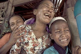 """محققة دولية: لابد من محاكمة قائد جيش ميانمار بتهمة """"الإبادة الجماعية"""" للمسلمين الروهينجا"""