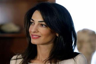 أمل كلوني تشارك في حفل توزيع جوائز نوبل للسلام