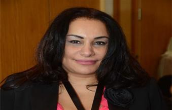 إيناس مكاوى: الجامعة العربية مهتمة  بالنهوض بدور المرأة