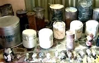 العثور على معمل لتصنيع العبوات الناسفة في مدينة كركوك العراقية