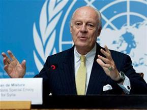 دي ميستورا يرأس لجنة وضع مسودة دستور جديد لسوريا