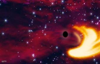 يعادل وزنه مليار شمس.. ناسا تكتشف ثقباً أسود يتحرك في الفضاء بسرعة 4.7 مليون ميل بالساعة