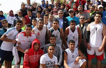 بالصور-وزير-الشباب-يشهد-منافسات-بطولة-طلاب-المدارس-الرياضية-بشرم-الشيخ