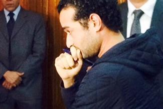 """دفاع أحمد دومة يطالب بإخلاء سبيله في """"أحداث مجلس الوزراء"""""""