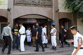 النيابة تأمر بتفريغ كاميرات المراقبة في واقعة هروب 3 متهمين من قسم شرطة مدينة نصر