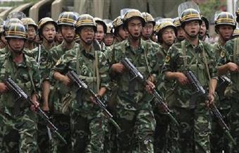 الجيش الصيني يصدر تحذيرا لمتظاهري هونج كونج لأول مرة
