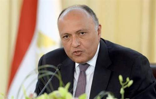 سامح شكري يتوجه إلى العراق للتهنئة بتحرير الموصل وبحث التعاون الثنائي -