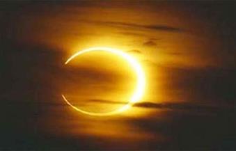 الأرض على موعد مع أول كسوف للشمس هذا العام
