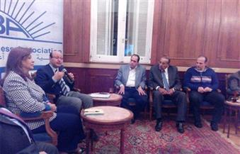 جمعية رجال أعمال الإسكندرية تبحث دعم التنمية المستدامة بحضور عدد من الشركات