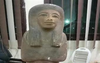 ضبط ثلاثة أشخاص في كمين الخطاطبة بالمنوفية.. بحوزتهم تمثال يشتبه بأنه أثري