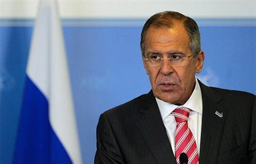 لافروف: روسيا تشعر بقلق بالغ إزاء الاشتباكات في غزة -