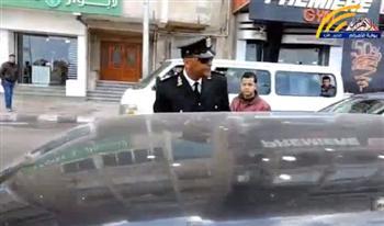 """""""مرور الإسكندرية"""" تُنظم برنامجًا للتوعية المرورية بمناسبة الاحتفال بعيد الشرطة"""