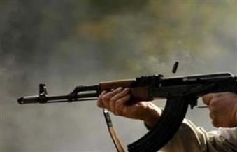 إصابة عنصر إجرامي بطلق ناري خلال ضبطه بطريق الإسكندرية الصحراوي
