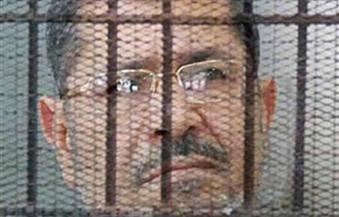 """غدًا .. الحكم على مرسى و10 آخرين فى """" التخابر مع قطر"""""""