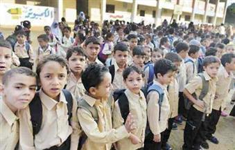 مليون و150 ألف طالب ينتظمون في الدراسة في أول أيام الفصل الدراسي الثاني بالإسكندرية