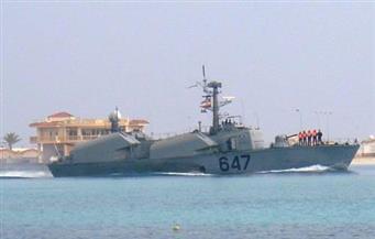 """البحرية المصرية والأمريكية يجريان التدريب البحري المشترك """"تحية النسر 2017"""""""