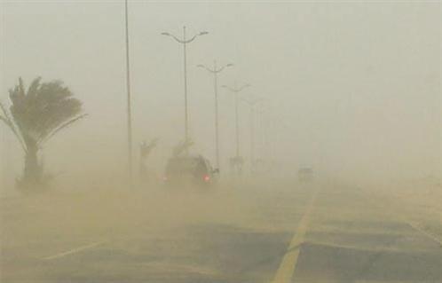 الأرصاد: ذروة العاصفة الترابية تبدأ الثلاثاء وندرة في سقوط الأمطار على القاهرة   فيديو -