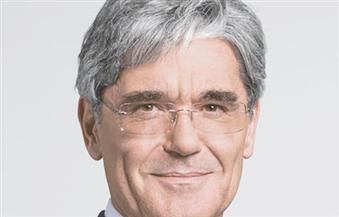 جو كايسر رئيس شركة سيمنس العالمية لـ «الأهرام»: لم أقابل «أفضل» من السيسي فى التفاوض طوال مسيرتي المهنية