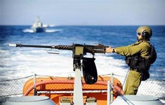 بحرية الاحتلال الإسرائيلي تطلق قذيفة قبالة شاطئ شمال غزة