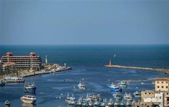 حملة لإزالة شلالات رأس البر المائية في شارع النيل