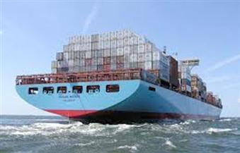 عبور أكبر سفينة حاويات في العالم قناة السويس بعد سداد 950 ألف دولار| صور