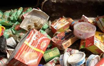 ضبط سلع وأغذية فاسدة في حملة تموينية على أسواق الإسكندرية