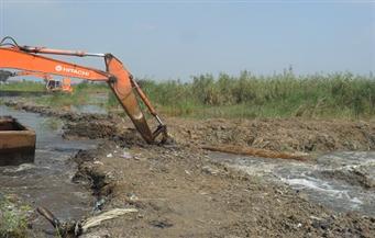 محافظة دمياط تستعد لإزالة كافة التعديات على بحيرة المنزلة