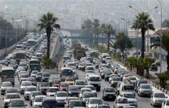 النشرة المرورية.. ازدحام وبطء في حركة السير في معظم أنحاء القاهرة