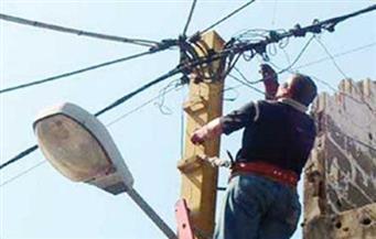 ضبط 13044 قضية سرقة تيار كهربائى و1269 قضية تموينية متنوعة خلال حملات أمنية