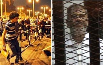 بدء جلسة طعن محمد مرسي وآخرين على الأحكام في قضية أحداث الاتحادية