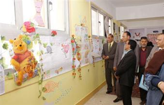 مدرسة كيما الابتدائية تفوز بالمركز الأول في الأنشطة التربوية بإدارة أسوان التعليمية