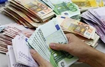 ارتفاع سعر اليورو بالبنوك خلال تعاملات اليوم