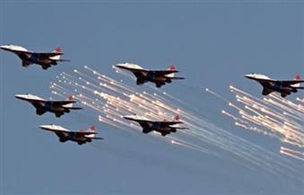 مقاتلات التحالف العربي تقصف أهدافا لمليشيات الحوثي وصالح في تعز