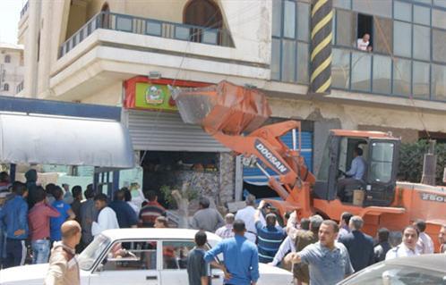 رئيس حي مصر القديمة: حملات على الكافيهات المخالفة بمدينة الفسطاط -