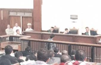 """اليوم سماع مرافعة الدفاع فى إعادة محاكمة المتهمين بـ""""اقتحام قسم التبين"""""""