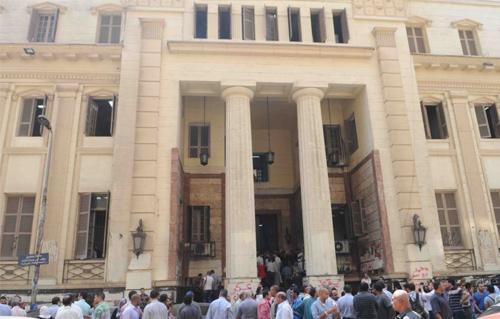 2 إبريل.. إعادة محاكمة 3 متهمين بالتجمهر في المعادي -
