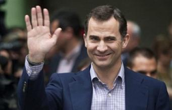 ملك إسبانيا يصل إلى البيت الأبيض