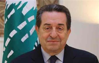 وزير الاتصالات اللبناني: لا لتوطين أوادماج النازحين السوريين في لبنان