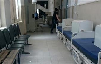 خروج أصغر طفلين من مستشفى العجوزة بعد إصابة والدتيهما بكورونا |صور