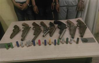 ضبط 676 بندقية خرطوش خلال شهر أبريل