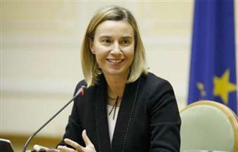 موجريني: الاتحاد الأوروبي لن يعترف بسيادة إسرائيل على الجولان