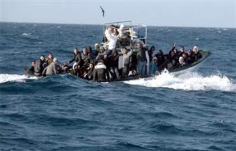 ضبط 24 مهاجرًا غير شرعي قبل سفرهم إلى إيطاليا عبر شاطئ رشيد بالبحيرة